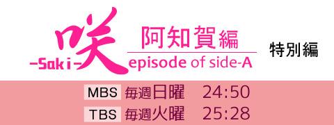 「咲-Saki-阿知賀編 episode of side-A」特別編