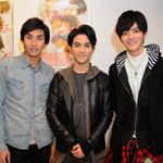 市川知宏、永瀬匡、山本涼介<br />映画「好きっていいなよ。」DVD発売イベント ギャラリー