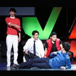 MEN ON STYLE 2014 公演ギャラリー コントコーナー