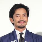 竹野内豊 映画「人生の約束」初日舞台挨拶 ギャラリー